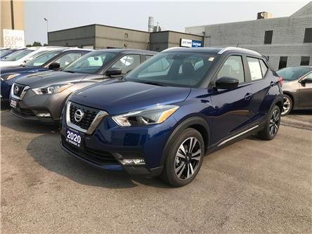 2020 Nissan Kicks SR (Stk: 2263) in Chatham - Image 1 of 5