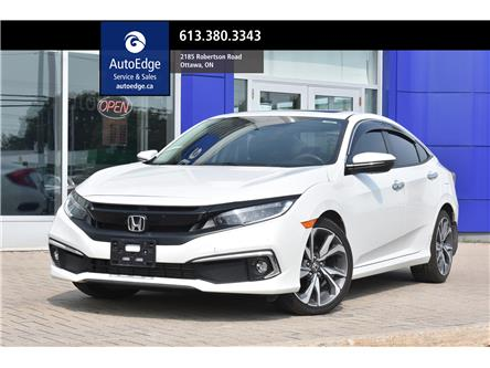 2019 Honda Civic Touring (Stk: A0320) in Ottawa - Image 1 of 29