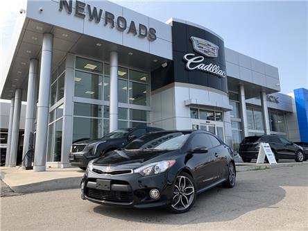 2014 Kia Forte Koup 1.6L SX Luxury (Stk: S570832A) in Newmarket - Image 1 of 28
