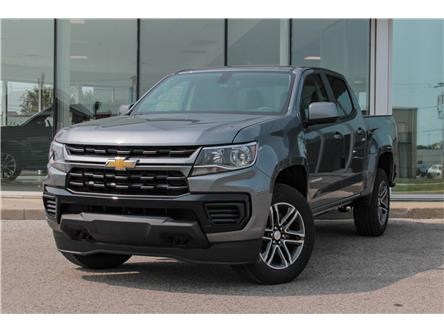 2021 Chevrolet Colorado WT (Stk: 11314) in Sarnia - Image 1 of 28