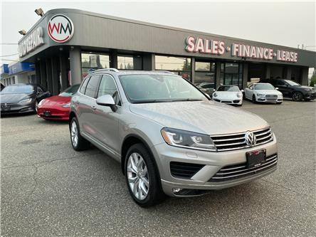 2015 Volkswagen Touareg 3.0 TDI Execline (Stk: 15-004788) in Abbotsford - Image 1 of 18