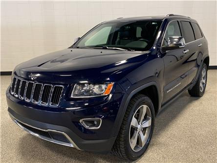 2016 Jeep Grand Cherokee Limited (Stk: P12436A) in Calgary - Image 1 of 20