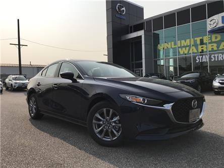 2020 Mazda Mazda3 GS (Stk: NM3348) in Chatham - Image 1 of 23