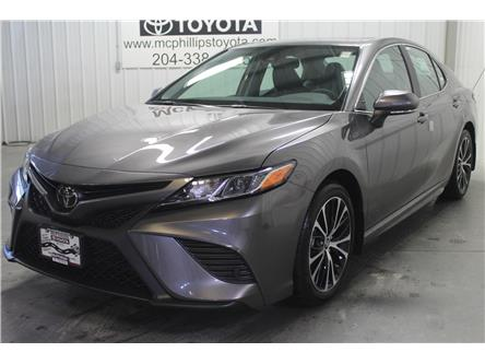 2020 Toyota Camry SE (Stk: U978579) in Winnipeg - Image 1 of 22