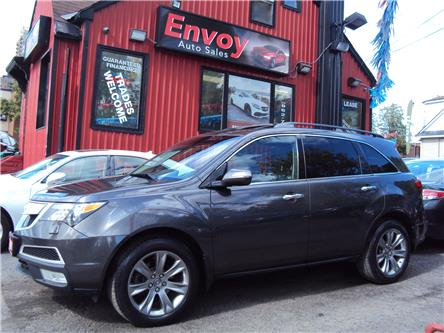 2011 Acura MDX Elite Package (Stk: ) in Ottawa - Image 1 of 30