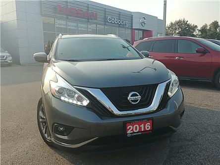 2016 Nissan Murano  (Stk: CGN114472L) in Cobourg - Image 1 of 21