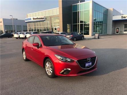 2016 Mazda Mazda3 GS (Stk: BHM234) in Ottawa - Image 1 of 19