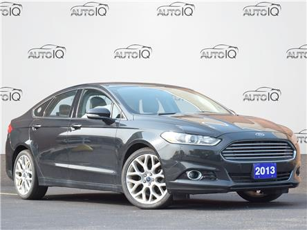 2013 Ford Fusion Titanium (Stk: LP0889A) in Waterloo - Image 1 of 6