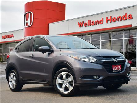 2016 Honda HR-V EX-L (Stk: U6831) in Welland - Image 1 of 25