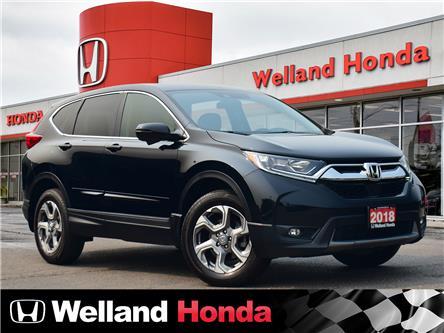 2018 Honda CR-V EX (Stk: U6838) in Welland - Image 1 of 25