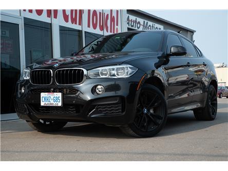 2017 BMW X6 xDrive35i (Stk: 20792) in Chatham - Image 1 of 24