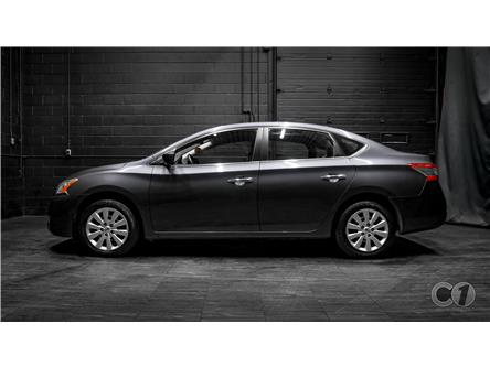 2015 Nissan Sentra 1.8 S (Stk: CT20-496) in Kingston - Image 1 of 38