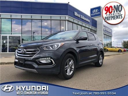 2018 Hyundai Santa Fe Sport 2.4 Base (Stk: E5256) in Edmonton - Image 1 of 21