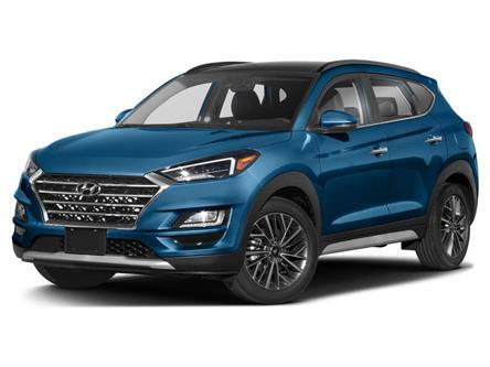 2021 Hyundai Tucson Ultimate (Stk: N22613) in Toronto - Image 1 of 9