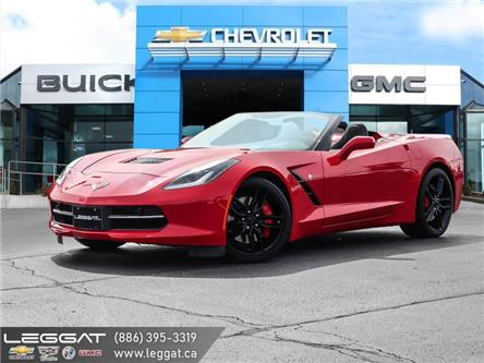 2017 Chevrolet Corvette Stingray Z51 (Stk: 6120M) in Burlington - Image 1 of 17