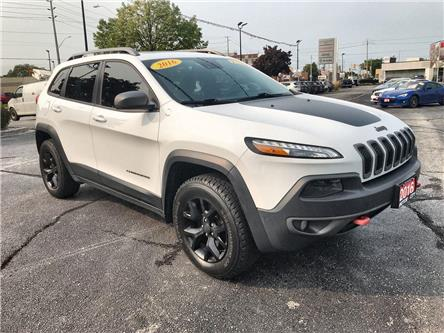 2016 Jeep Cherokee Trailhawk (Stk: 2831A) in Windsor - Image 1 of 14