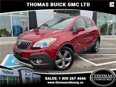 2013 Buick Encore Convenience (Stk: UT73071) in Cobourg - Image 1 of 18