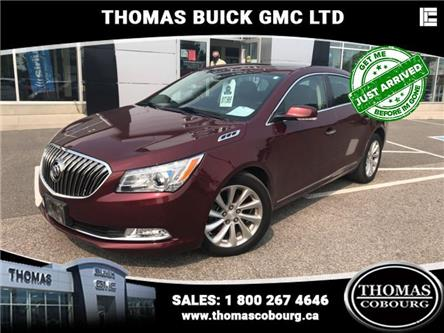 2016 Buick LaCrosse Leather (Stk: UC25591) in Cobourg - Image 1 of 23