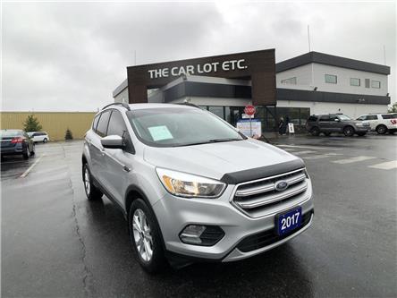 2017 Ford Escape SE (Stk: 20445) in Sudbury - Image 1 of 16
