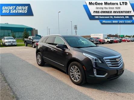 2017 Cadillac XT5 Luxury (Stk: 269498) in Goderich - Image 1 of 30
