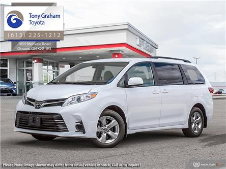 2020 Toyota Sienna LE 8-Passenger (Stk: 59833) in Ottawa - Image 1 of 23