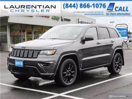 2018 Jeep Grand Cherokee Laredo (Stk: 20444A) in Sudbury - Image 1 of 29