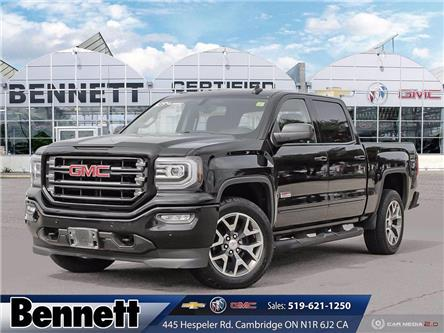 2017 GMC Sierra 1500 SLT (Stk: 343251) in Cambridge - Image 1 of 27