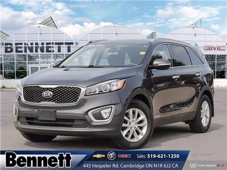 2017 Kia Sorento 3.3L LX V6 7-Seater (Stk: 200699A) in Cambridge - Image 1 of 27