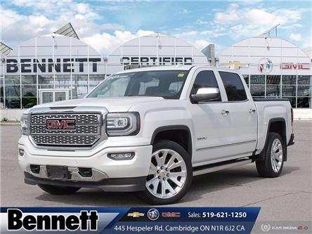 2016 GMC Sierra 1500 Denali (Stk: 200880A) in Cambridge - Image 1 of 27