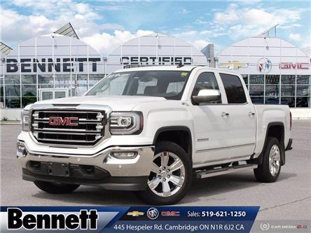 2018 GMC Sierra 1500 SLT (Stk: 200467A) in Cambridge - Image 1 of 27