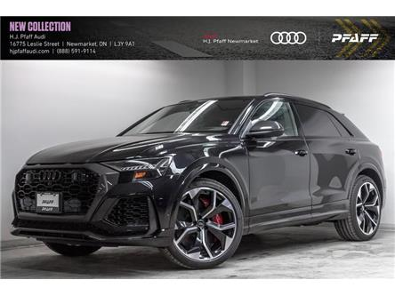 2020 Audi RS Q8 4.0T (Stk: A13253) in Newmarket - Image 1 of 22