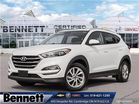 2016 Hyundai Tucson Premium (Stk: 200863A) in Cambridge - Image 1 of 27