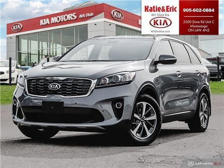 2020 Kia Sorento 3.3L EX (Stk: SO20064A) in Mississauga - Image 1 of 26