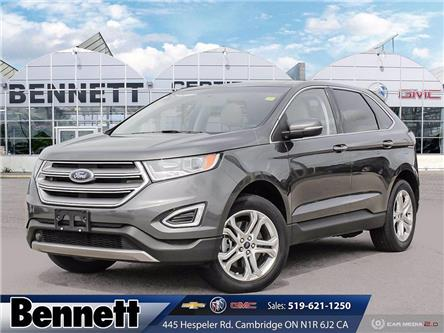 2017 Ford Edge Titanium (Stk: 200752A) in Cambridge - Image 1 of 27