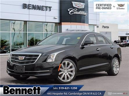 2017 Cadillac ATS 2.0L Turbo Luxury (Stk: 343241) in Cambridge - Image 1 of 27