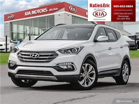 2018 Hyundai Santa Fe Sport 2.4 SE (Stk: K3211) in Mississauga - Image 1 of 27