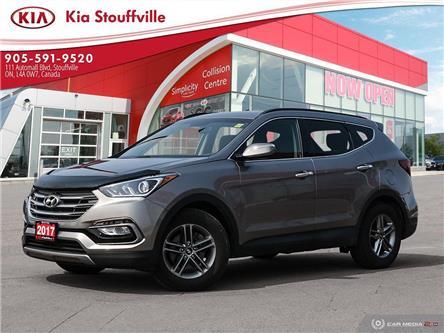 2017 Hyundai Santa Fe Sport 2.4 Premium (Stk: 21066A) in Stouffville - Image 1 of 26