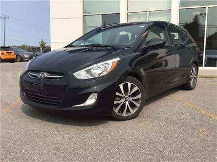 2017 Hyundai Accent SE (Stk: H12588A) in Peterborough - Image 1 of 18