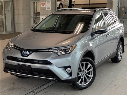 2018 Toyota RAV4 Hybrid Limited (Stk: 22364A) in Kingston - Image 1 of 12