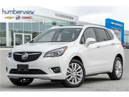 2020 Buick Envision Premium I (Stk: B0N018) in Toronto - Image 1 of 22