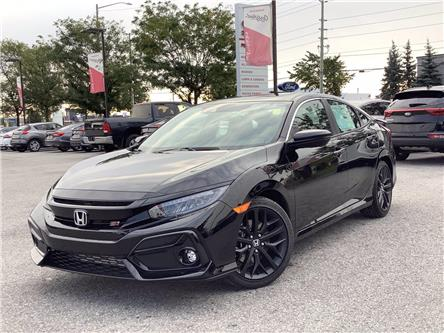 2020 Honda Civic Si Base (Stk: 201099) in Barrie - Image 1 of 24