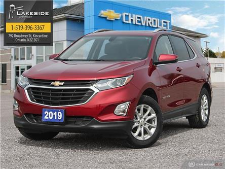 2019 Chevrolet Equinox 1LT (Stk: T0214A) in Kincardine - Image 1 of 23
