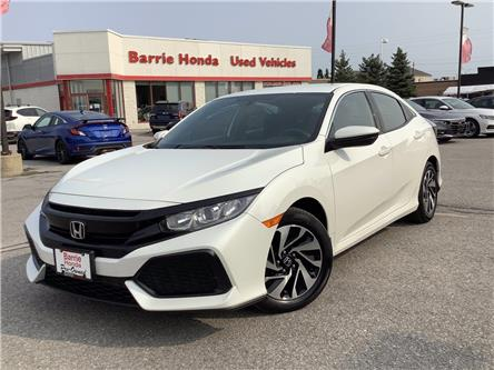 2017 Honda Civic LX (Stk: U17776) in Barrie - Image 1 of 26