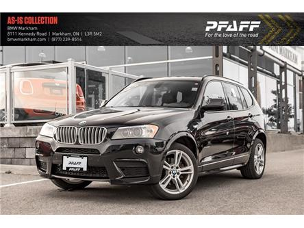 2014 BMW X3 xDrive28i (Stk: 39347A) in Markham - Image 1 of 22