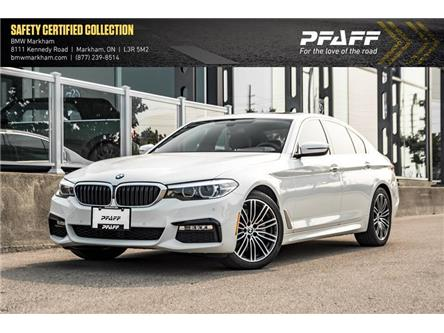 2017 BMW 530i xDrive (Stk: O13393) in Markham - Image 1 of 22