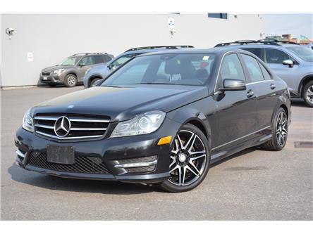 2014 Mercedes-Benz C-Class Base (Stk: SL624B) in Ottawa - Image 1 of 30