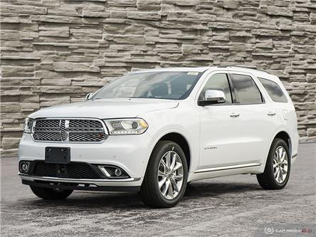 2020 Dodge Durango Citadel (Stk: L2223) in Hamilton - Image 1 of 30