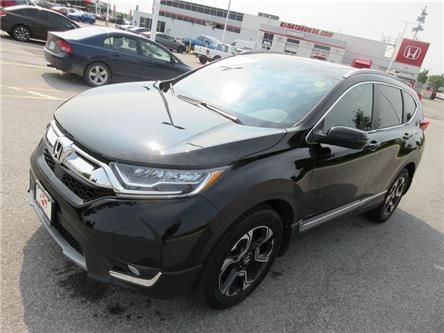 2018 Honda CR-V Touring (Stk: K15726A) in Ottawa - Image 1 of 19