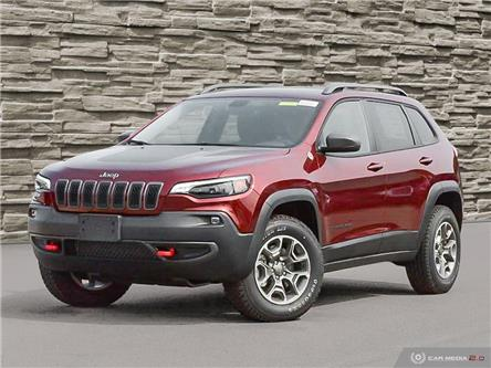 2020 Jeep Cherokee Trailhawk (Stk: L2326) in Welland - Image 1 of 27