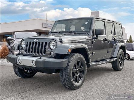 2014 Jeep Wrangler Unlimited Sahara (Stk: 45594) in London - Image 1 of 23
